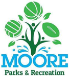 Moore Parks & Recreation Logo